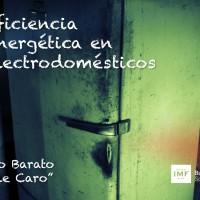 Mejorora la eficiencia energética electrodomésticos