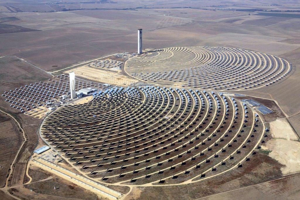 Energía solar térmica para sistemas de climatización