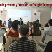 Energías renovables con Sara Pizzinato, experta de Greenpeace