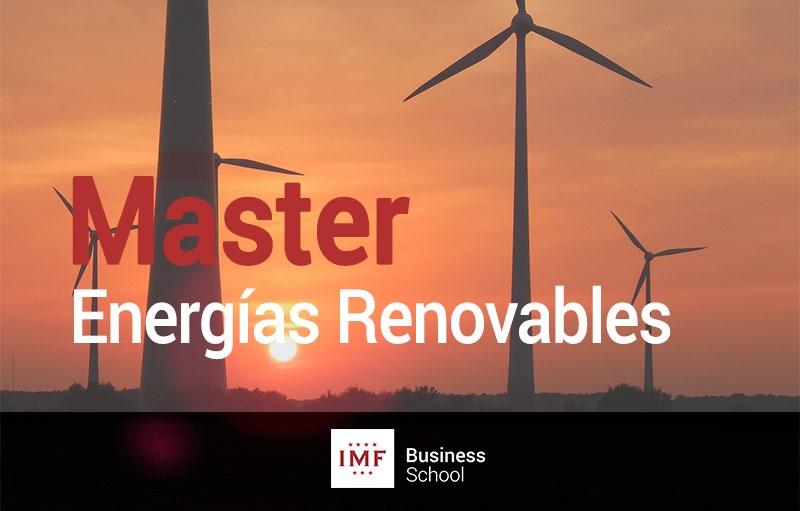 Master online de energías renovables
