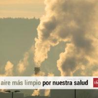 el aire que respiramos esta contaminado