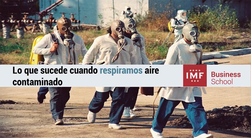Que sucede cuando respiramos aire contaminado for Como purificar el aire contaminado