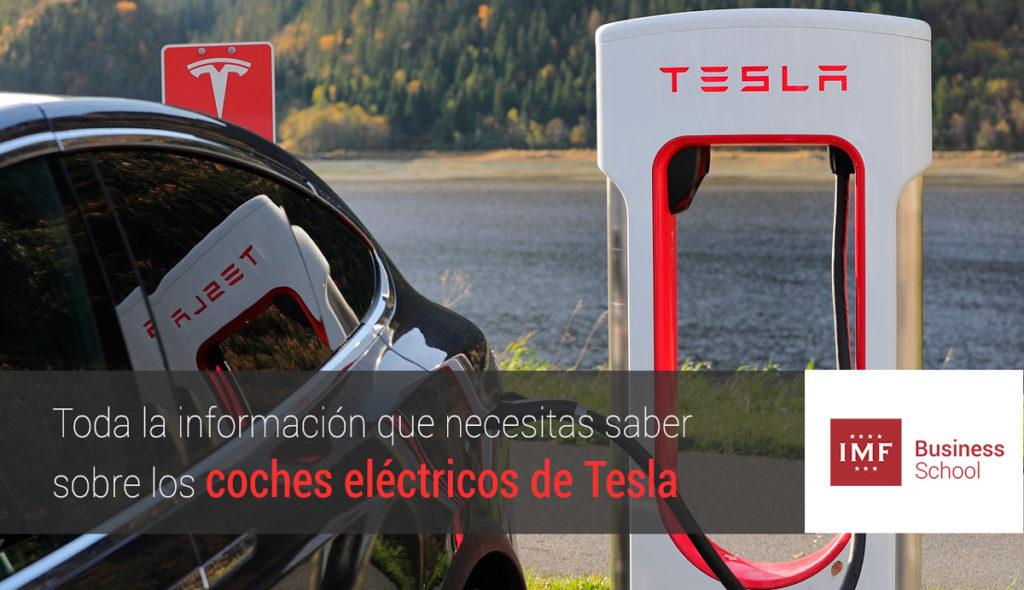 Todo sobre el Coche eléctrico de Tesla
