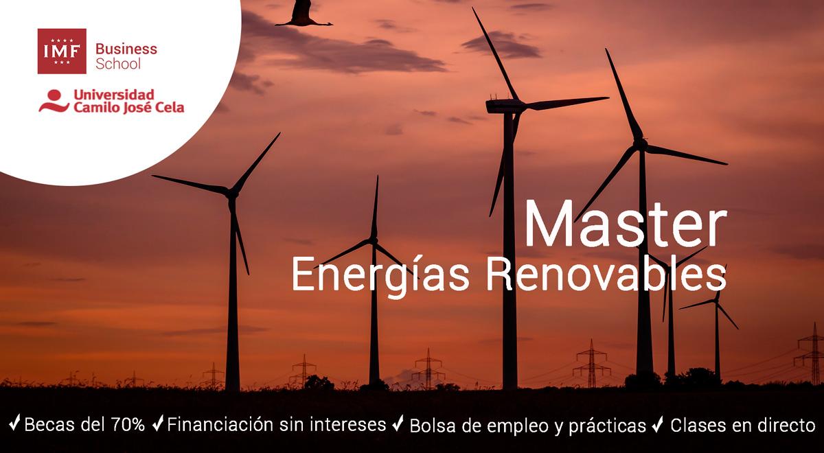 Master Energías Renovables de IMF