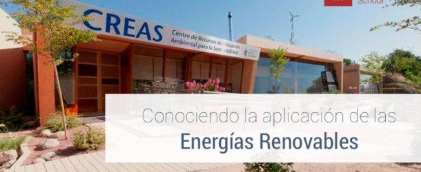 alumnos conocen la relacion entre eficiencia energetica y las energias renovables