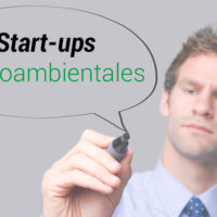 nacimiento de start-up medioambientales