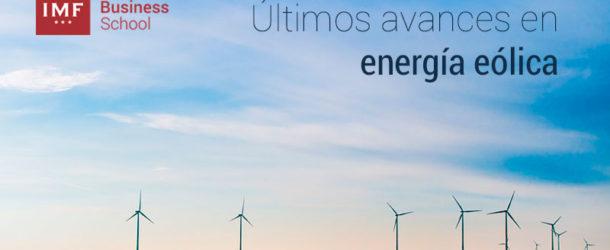 avances en energia eolica