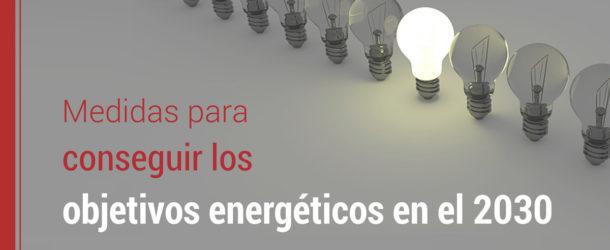 medidas para conseguir los objetivos energeticos