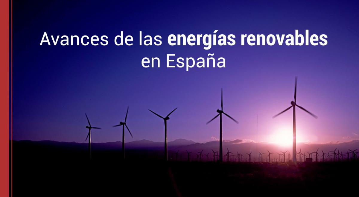 las energias renovables en espana