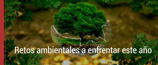 los retos ambientales actuales