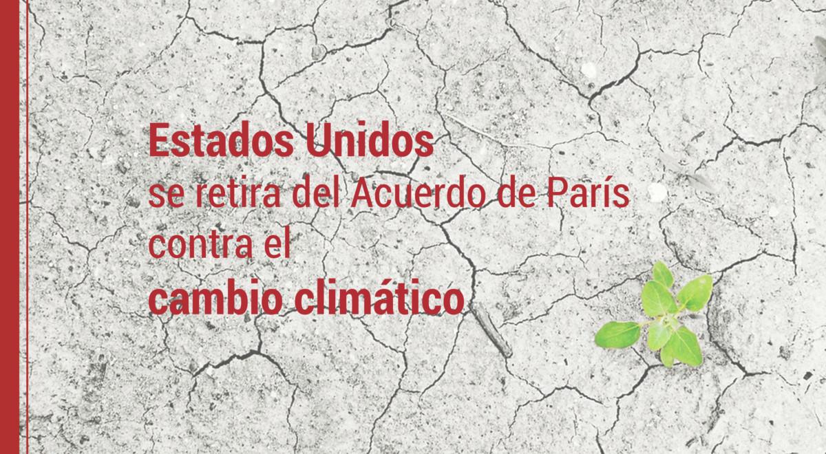 estados unidos y el cambio climatico