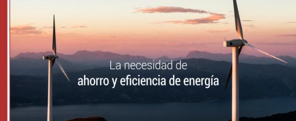 el ahorro y la eficiencia de energia