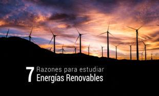por que estudiar energias renovables