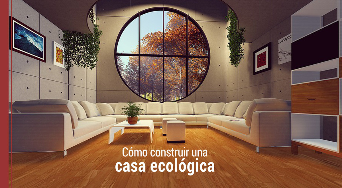 pasos para construir una casa ecologica