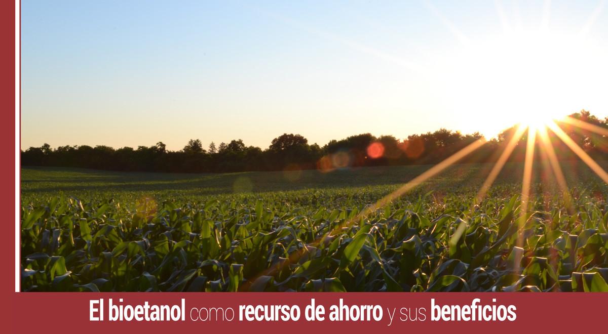 bioetanol como recurso de ahorro