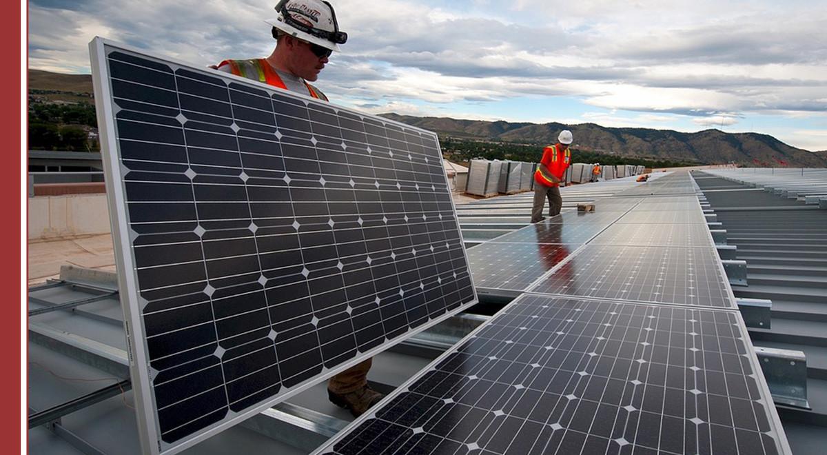 paneles solares energias renovables