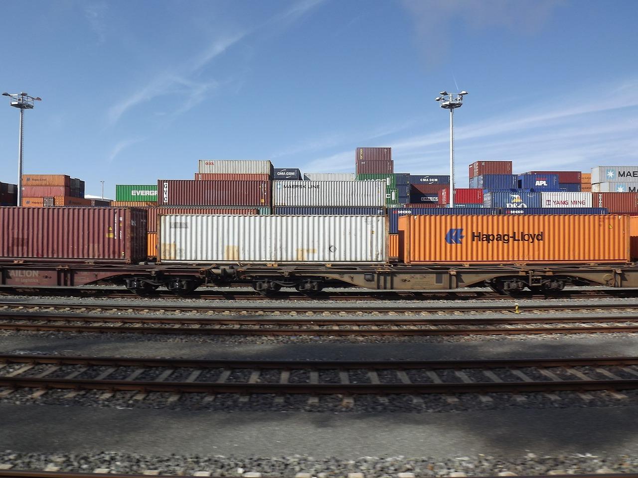 El transporte de mercancías