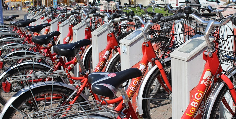 Bicicletas para el transporte sostenible de mercancías