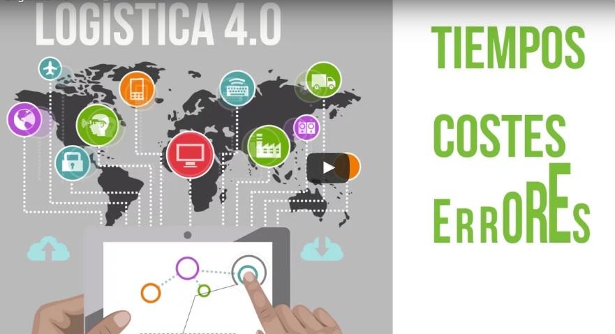 Qué es Logística 4.0 e Industria 4.0