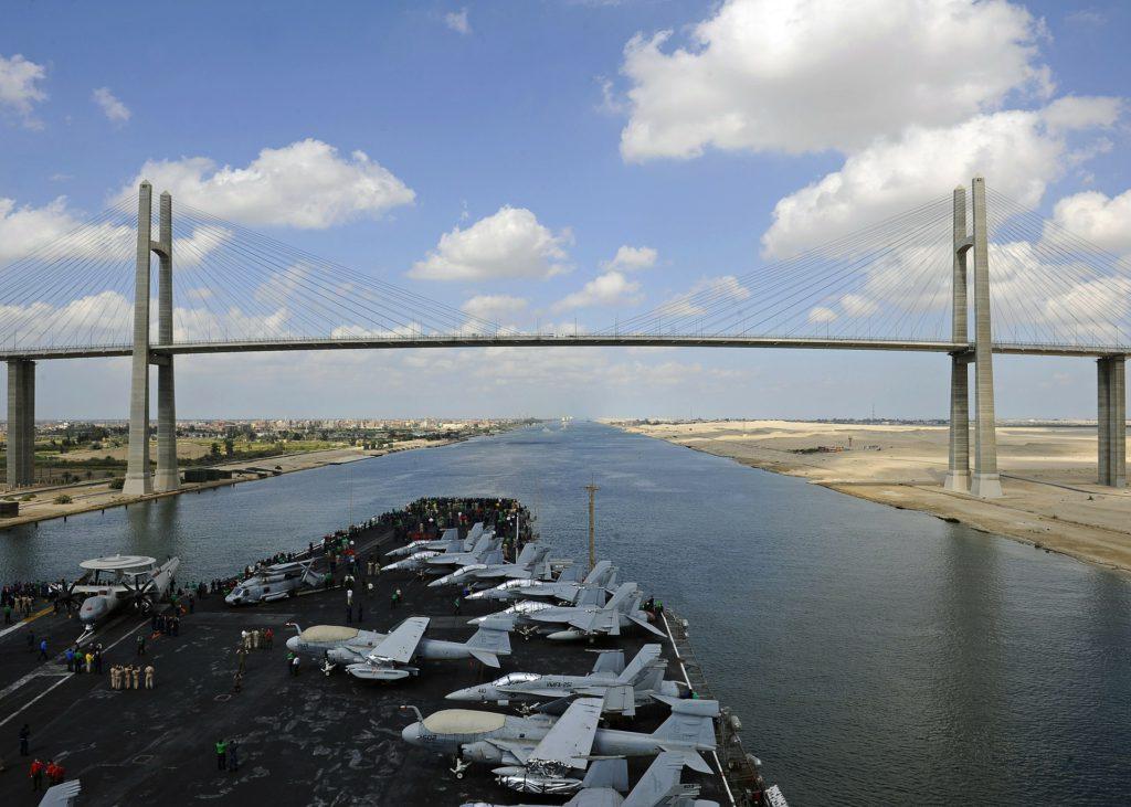 Logística en la ampliación del Canal de Panamá