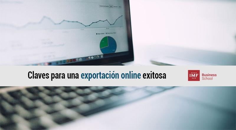 claves para una exportación online exitosa
