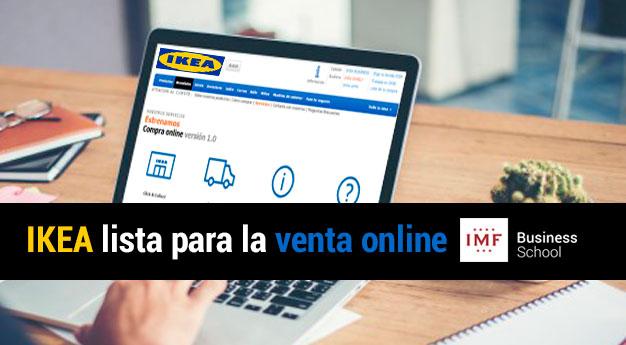 ikea se prepara para la venta online