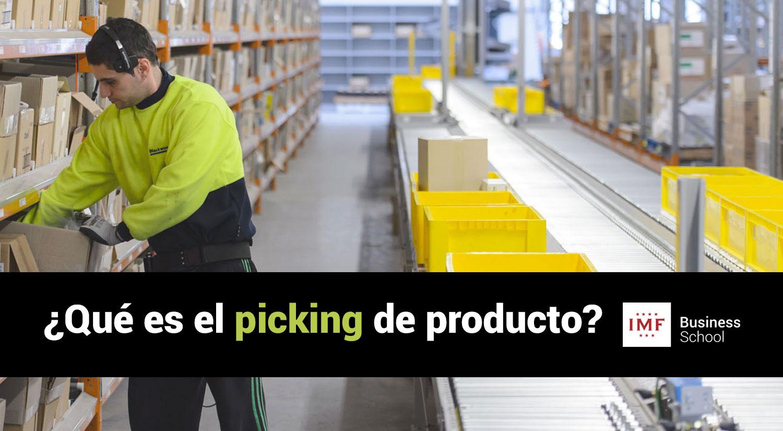 que es el picking de producto