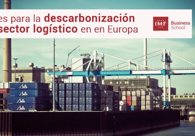 Descarbonización de la logística en Europa