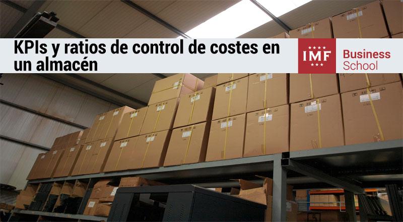 KPIs y Ratios de Control de Costes en un Almacén
