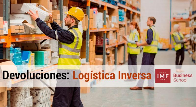 devoluciones logistica inversa