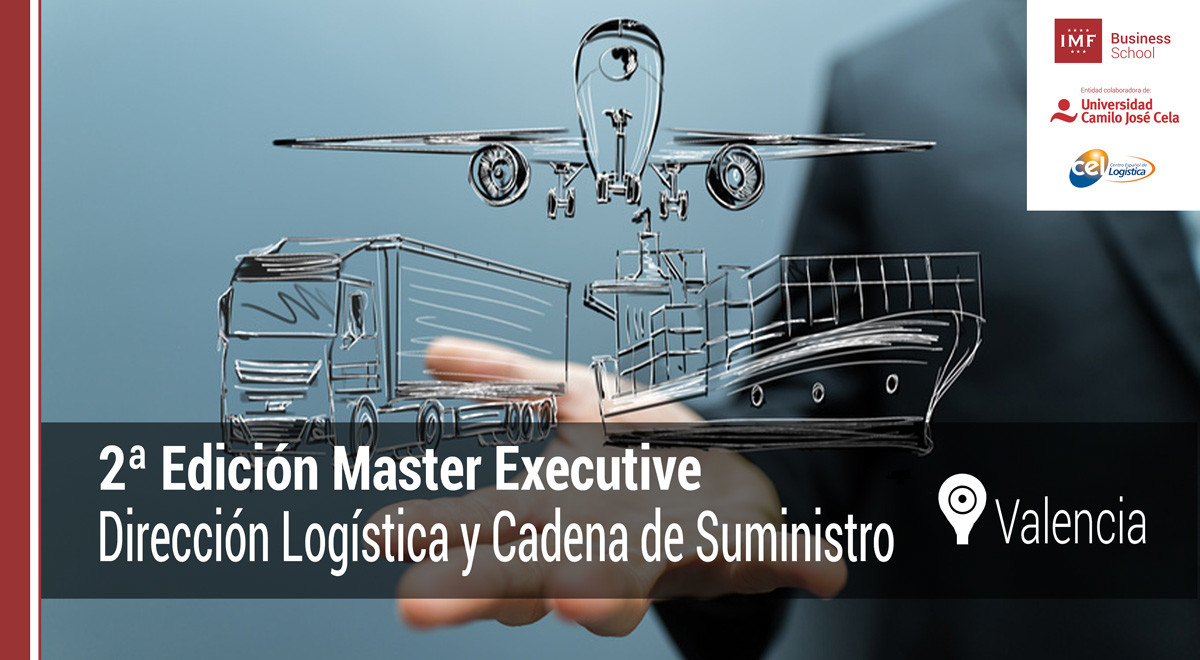 master executive en logística