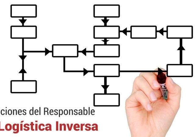Funciones del responsable de logística inversa