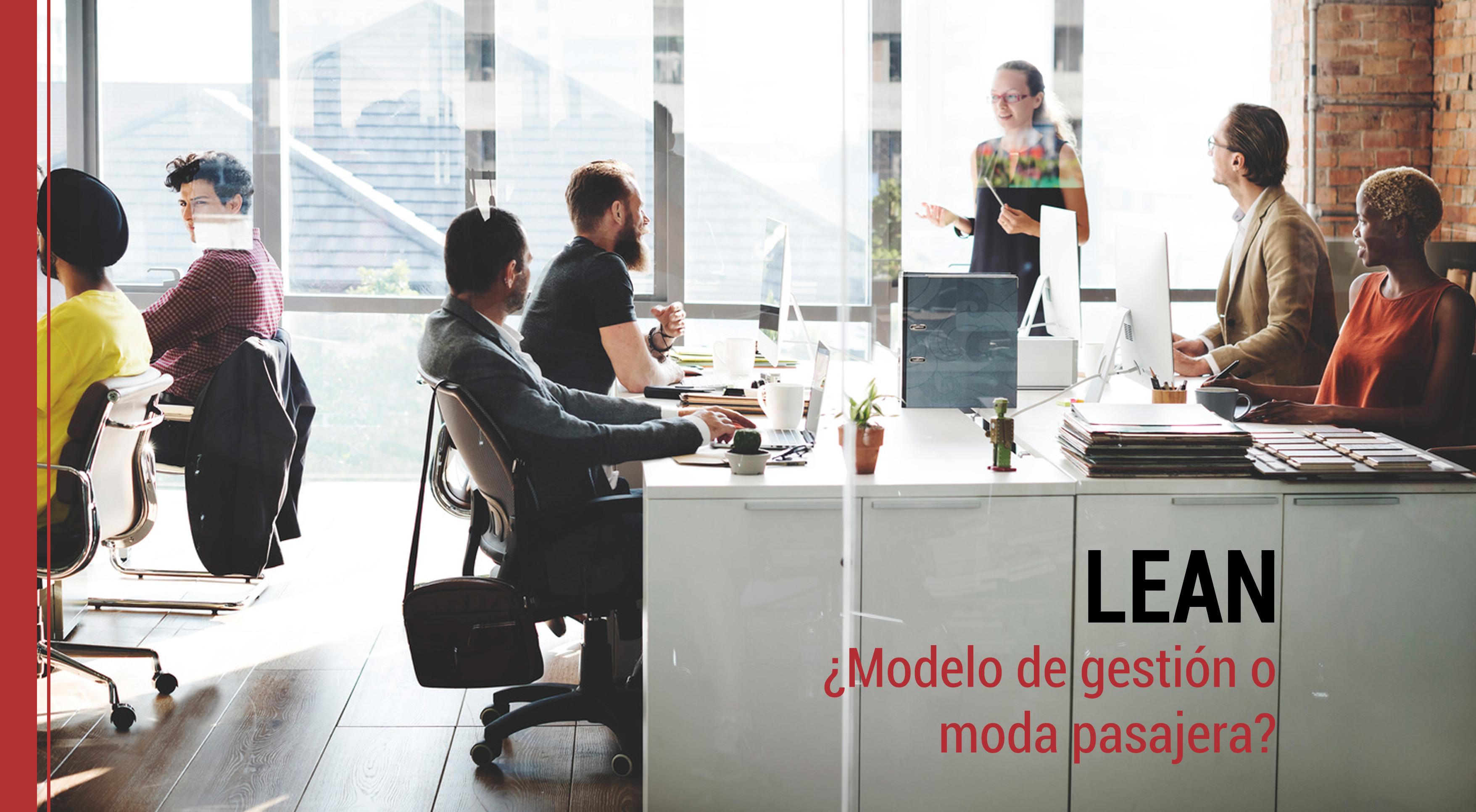 lean modelo de gestion