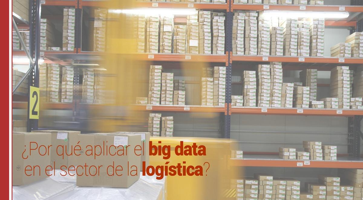 Ventajas del big data en el sector de la logística