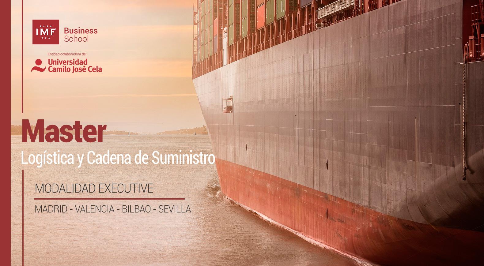 master executive logistica y cadena de suministro