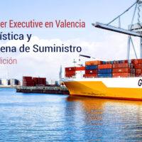 Master Executive Logistica y Cadena de Suministro Valencia
