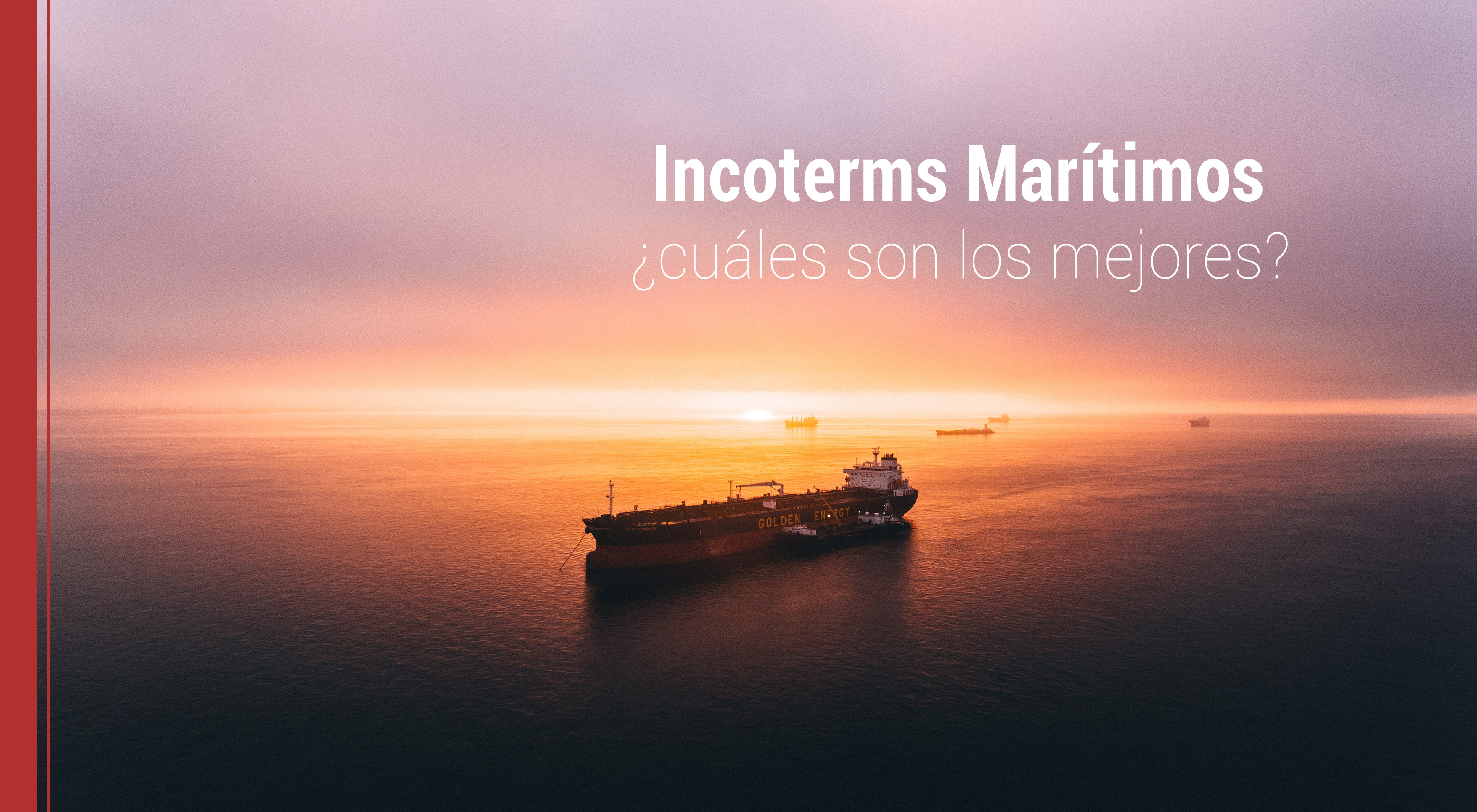 los mejores incoterms maritimos