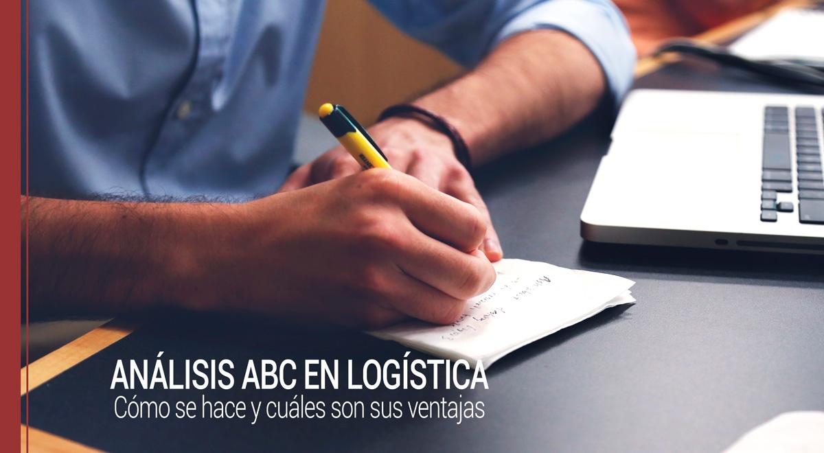 que es el analisis abc en la logistica
