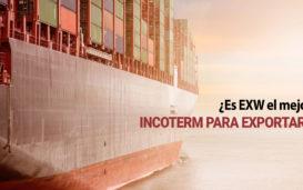 incoterm exportacion exw