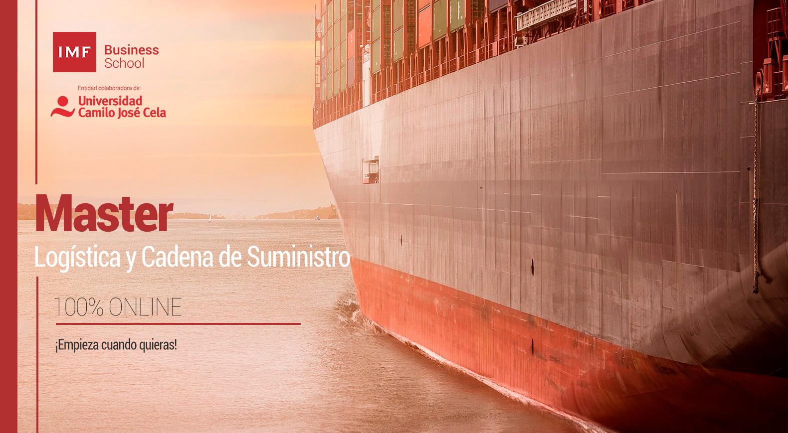 master online en logistica y cadena de suministro