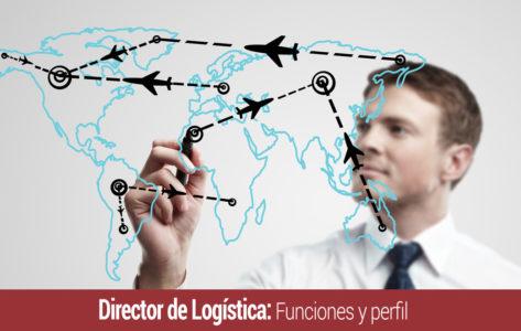 funciones y perfil del director de logistica