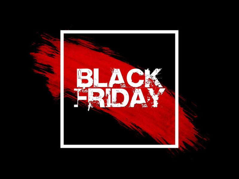 black friday logistica