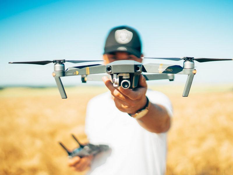 reparto de ultima milla con drones