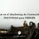 Marketing de Contenidos: storytelling for sales