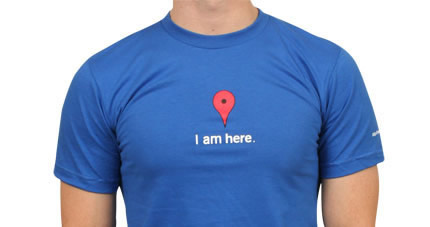 estoy aquí (I am here) geolocalización