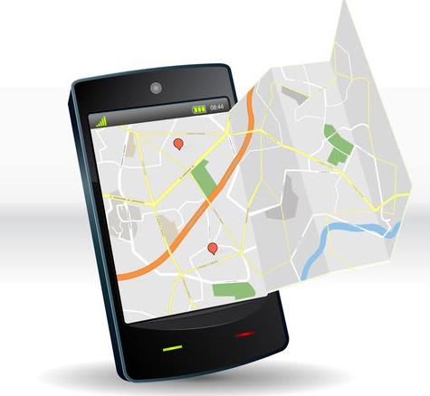 mapas móviles