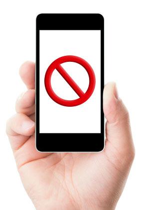Prohibido hacer en redes sociales