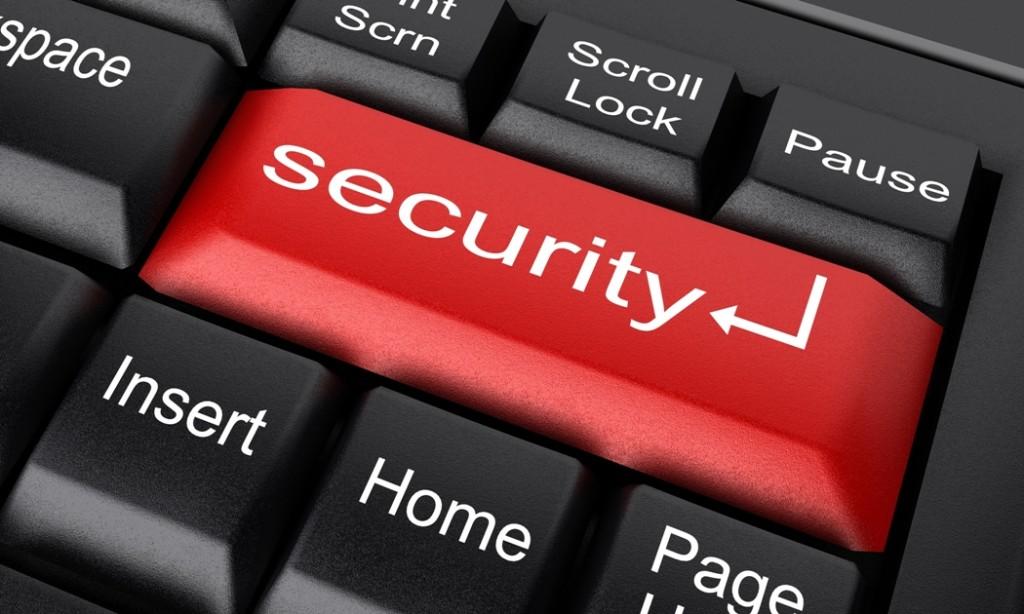 seguridad botón
