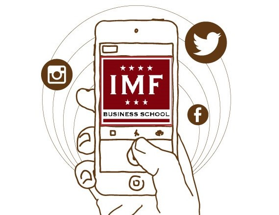 smartphone IMF redes sociales