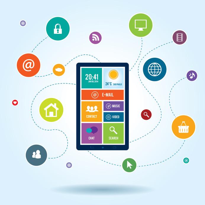 tablet conexiones